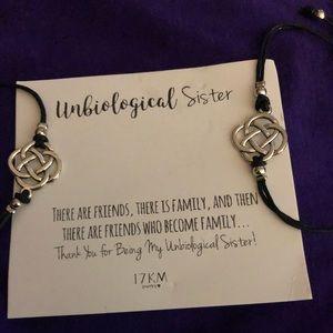 """Sister"" (Best Friends) Family Matching Bracelets"
